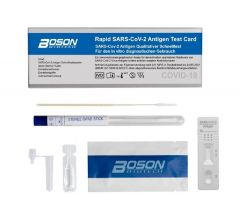 Rapid SARS-CoV-2 Antigen Test Card zur Eigenanwendung