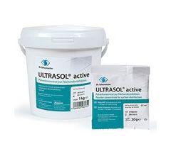 Ultrasol active, Pulverkonzentrat zur Flächendesinfektion, 1000g