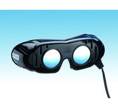 Nystagmusbrille nach Frenzel