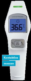 slide image Präzises, berührungsloses IR-Thermometer